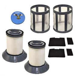 HQRP Filter Set 2-Pack for Bissel Easy-Vac Compact 40N8 35F3