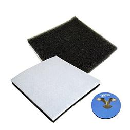 HQRP 2-Pack Foam Filter for Kenmore Sears CF1, CF-1, 86883,