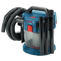 BOSCH GAS18V-3N 18V 2.6 gal. Wet/Dry Vacuum Cleaner with HEP