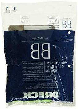 Genuine Oreck XL Buster B Canister Vacuum Bags PKBB12DW Hous