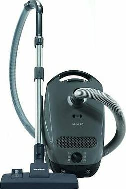 Miele Grey Classic C1 Pure Suction Canister Vacuum Cleaner,