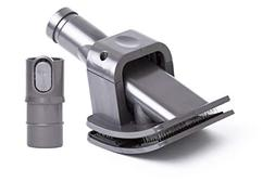 Green Label Grooming Tool and Adaptor Compatible with Dyson