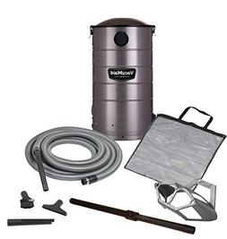 VacuMaid GV50 Wall Mounted Garage and Car Vacuum with 50 ft