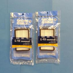 HEPA Filter for Kenmore EF2, 86880, 610445, 02080001000 Cani