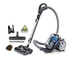 iForce Prolux Light Weight Bagless Canister Vacuum, Power No
