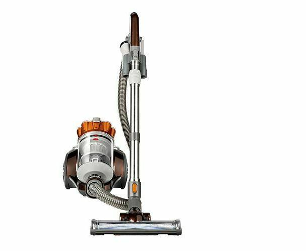 BISSELL Expert Multi-Cyclonic Canister Vacuum - Burnt