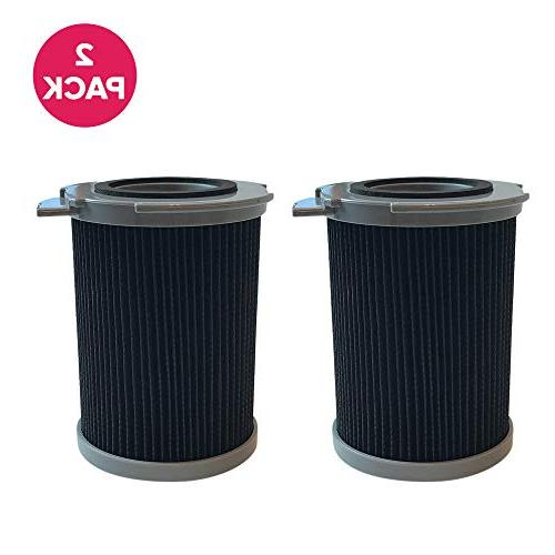 2 washable reusable filters