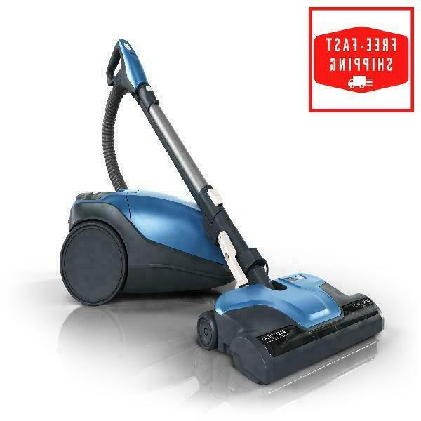 200 series bagged canister vacuum cleaner w
