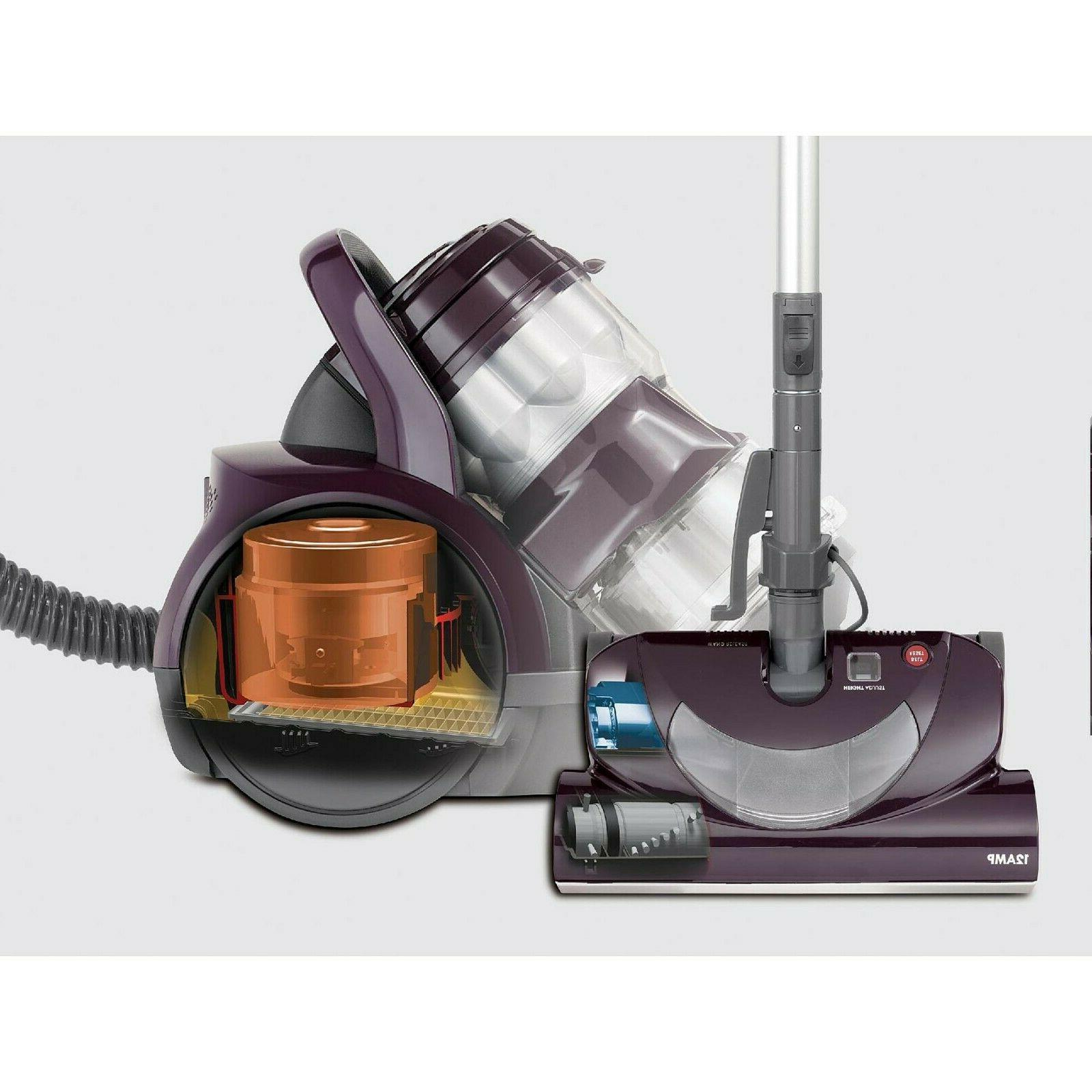Kenmore Bagless Canister Vacuum Lightweight