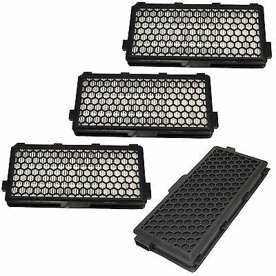 4 pack active hepa filter for miele