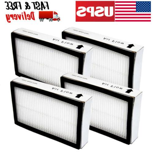 4 pack hepa canister vacuum filter