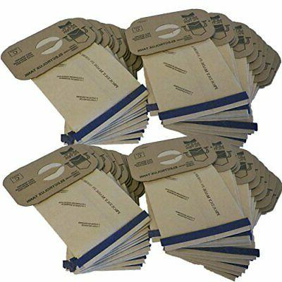48 Electrolux Tank Type C Canister Vacuum Cleaner Bags 4 Ply