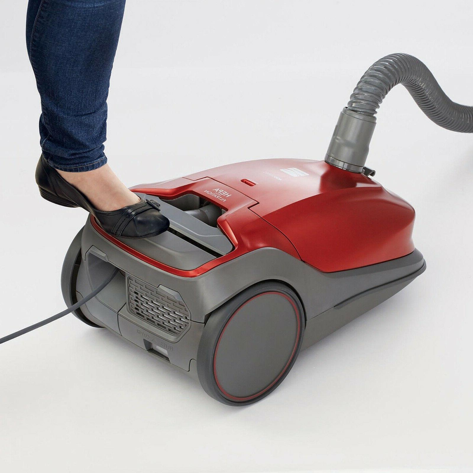 Fuller Brush Spiffy Maid Bagless Broom Vacuum Cleaner