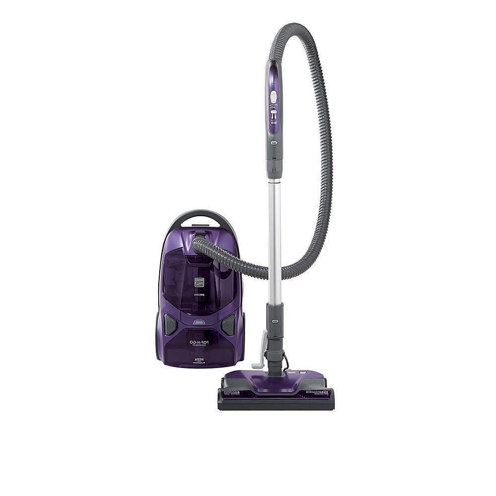 81614 600 series bagged canister vacuum w