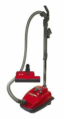 SEBO 9687AM Airbelt K3 Canister Vacuum with ET-1 Powerhead a