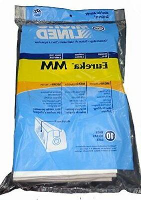 Eureka MM Micro-lined Mighty Mite & Sanitaire Allergen Filtr