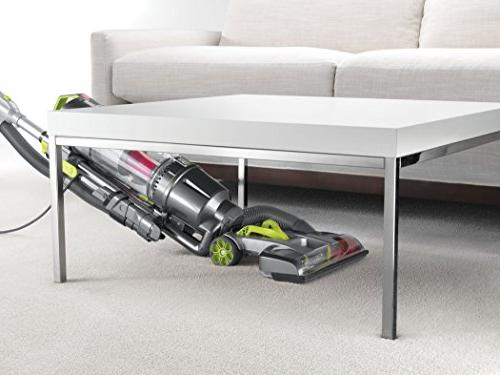 Hoover - Bagless Silver/green