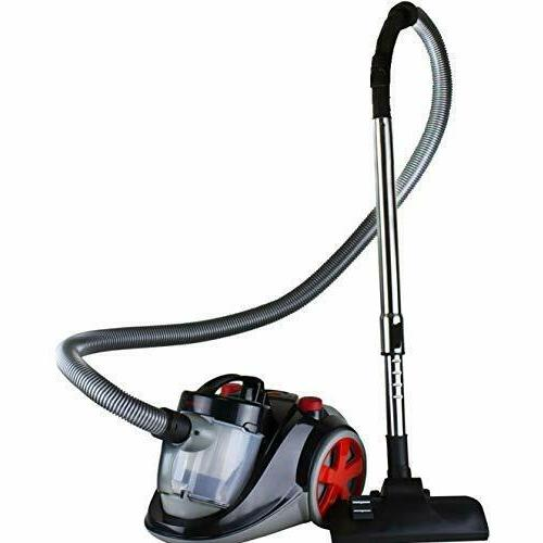 bagless canister vacuum cleaner overstock sales