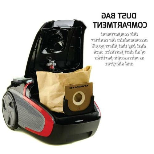 Ovente with Tri-Level Dust Bag, Outlet