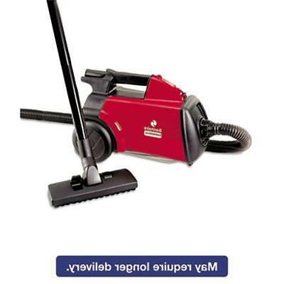 electrolux commercial compact canister vacuum 10lb red