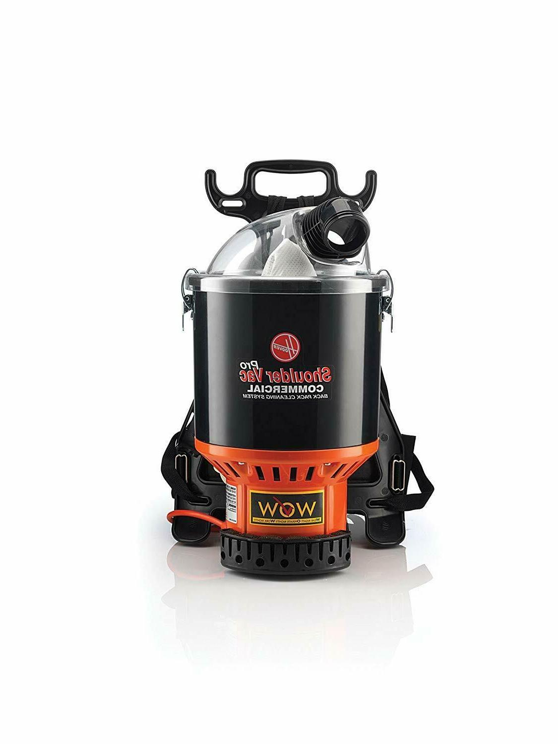 BackPack Vacuum Cleaner Commercial Canister Industrial Hardw