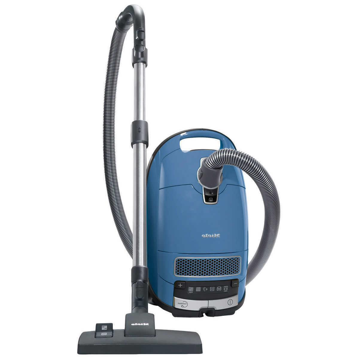 Miele Complete Canister Vacuum Blue +