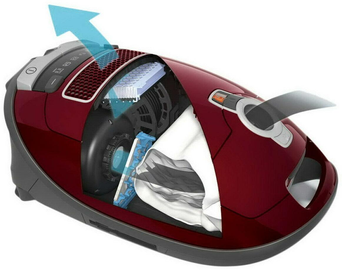 Miele Canister Vacuum Edition
