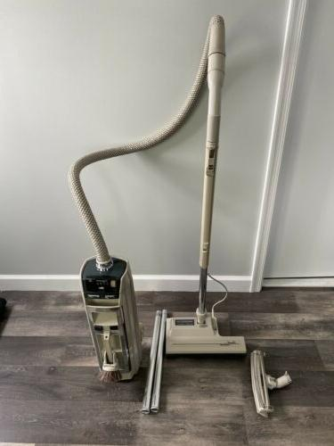 diamond jubilee canister vacuum cleaner w tools