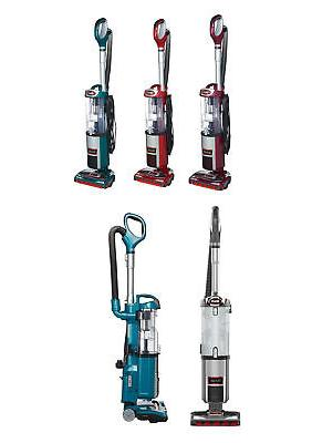 duoclean ultra powerful slim upright vacuum blue