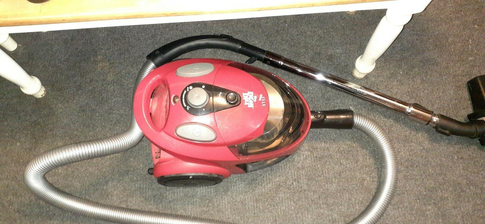 easy lite canister vacuum sd40010
