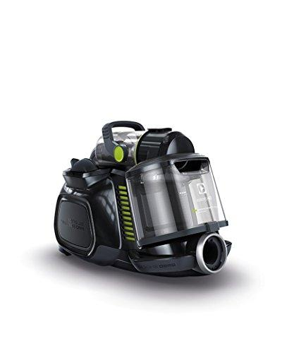 Electrolux Black Performer Cyclonic Bag Canister tools crevice tool washable and