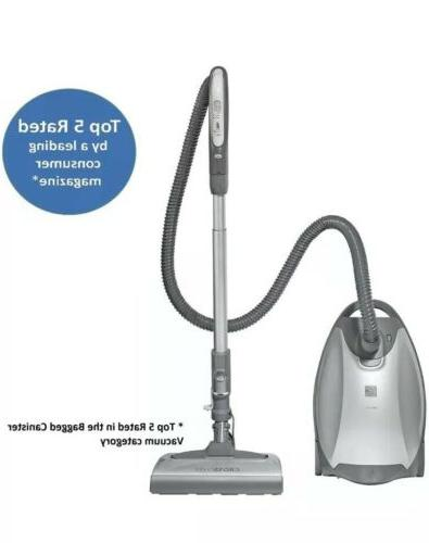 elite 21814 pet friendly crossover canister vacuum