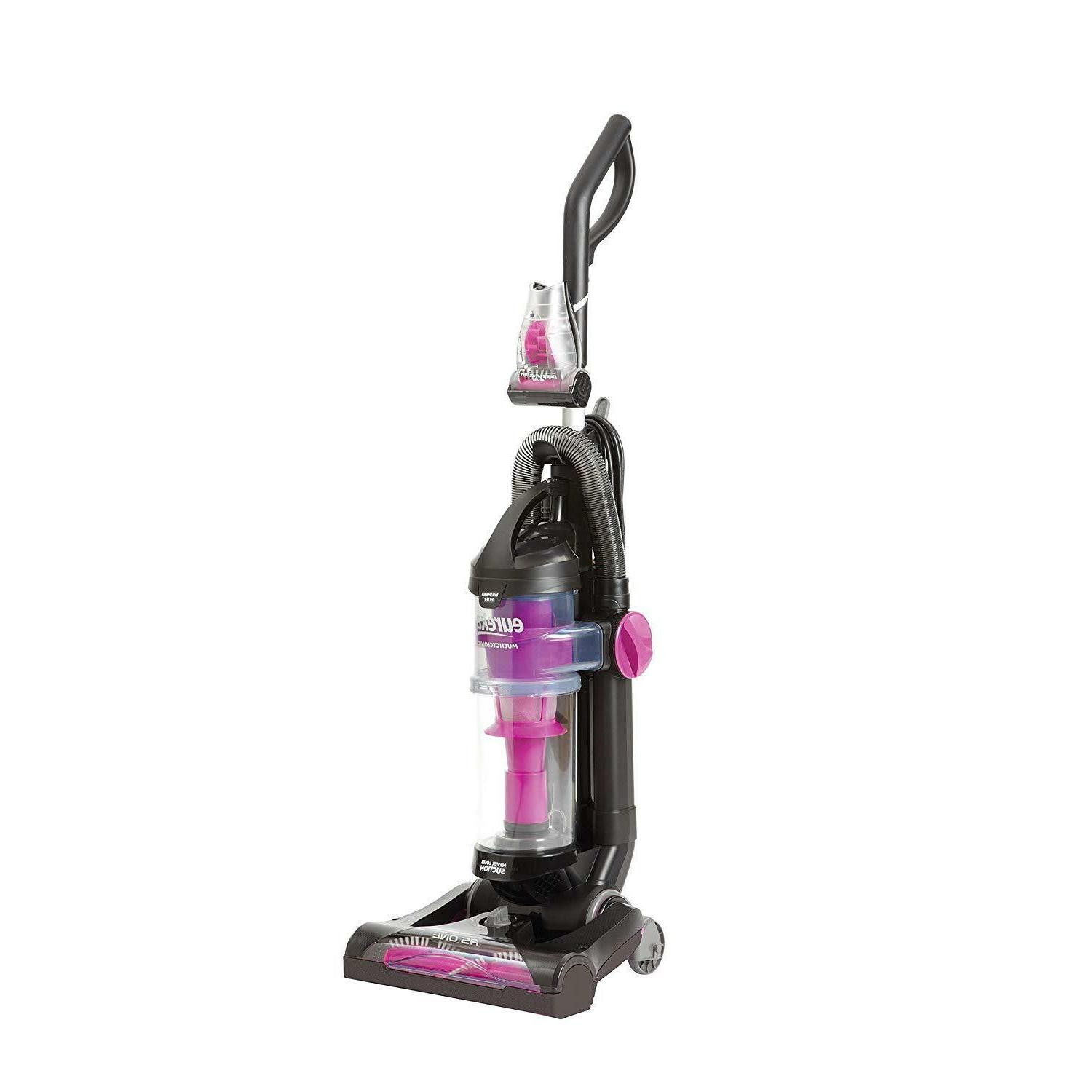 eureka one bagless upright vacuum