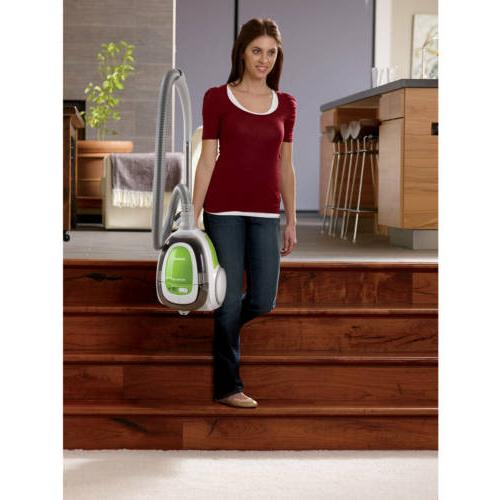 Bissell Floor Care Canister Bagless Cleaner Lightweight 1154W