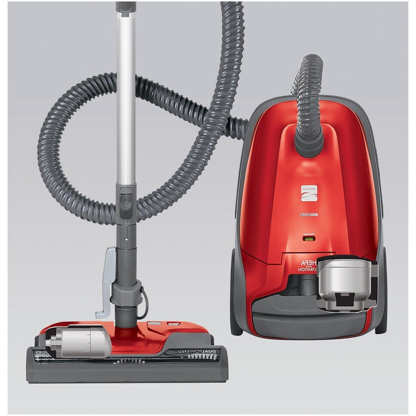 Series Canister Vacuum