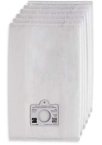 Kenmore HEPA Vacuum Bags C and Bags for Canister Cleaners. 5055, Number 20-53292. Package 6 Bags.