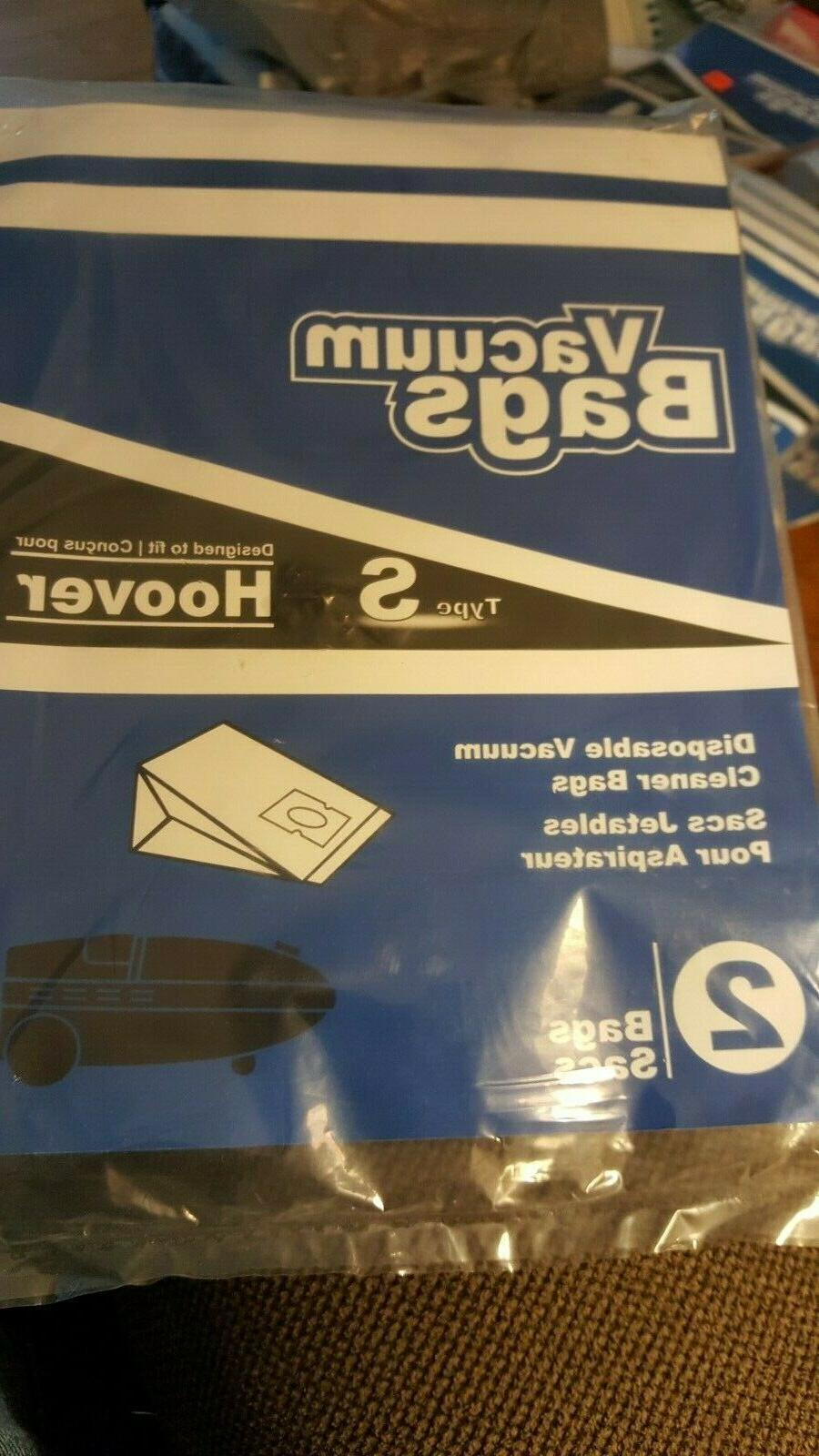 hoover canister vacuum type s bags 2