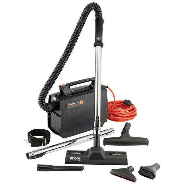 hoover commercial portapower lightweight canister vacuum cle