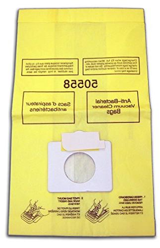 EnviroCare Replacement Vacuum Bags for C or Q 50558, Type C-5 18