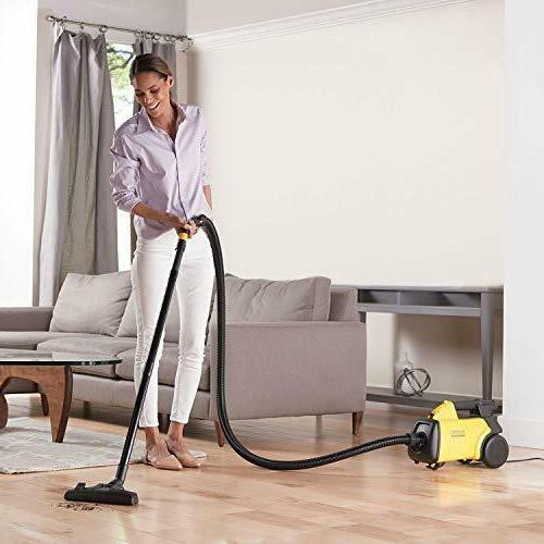 Eureka Mighty Corded Canister Cleaner, Ordinary,
