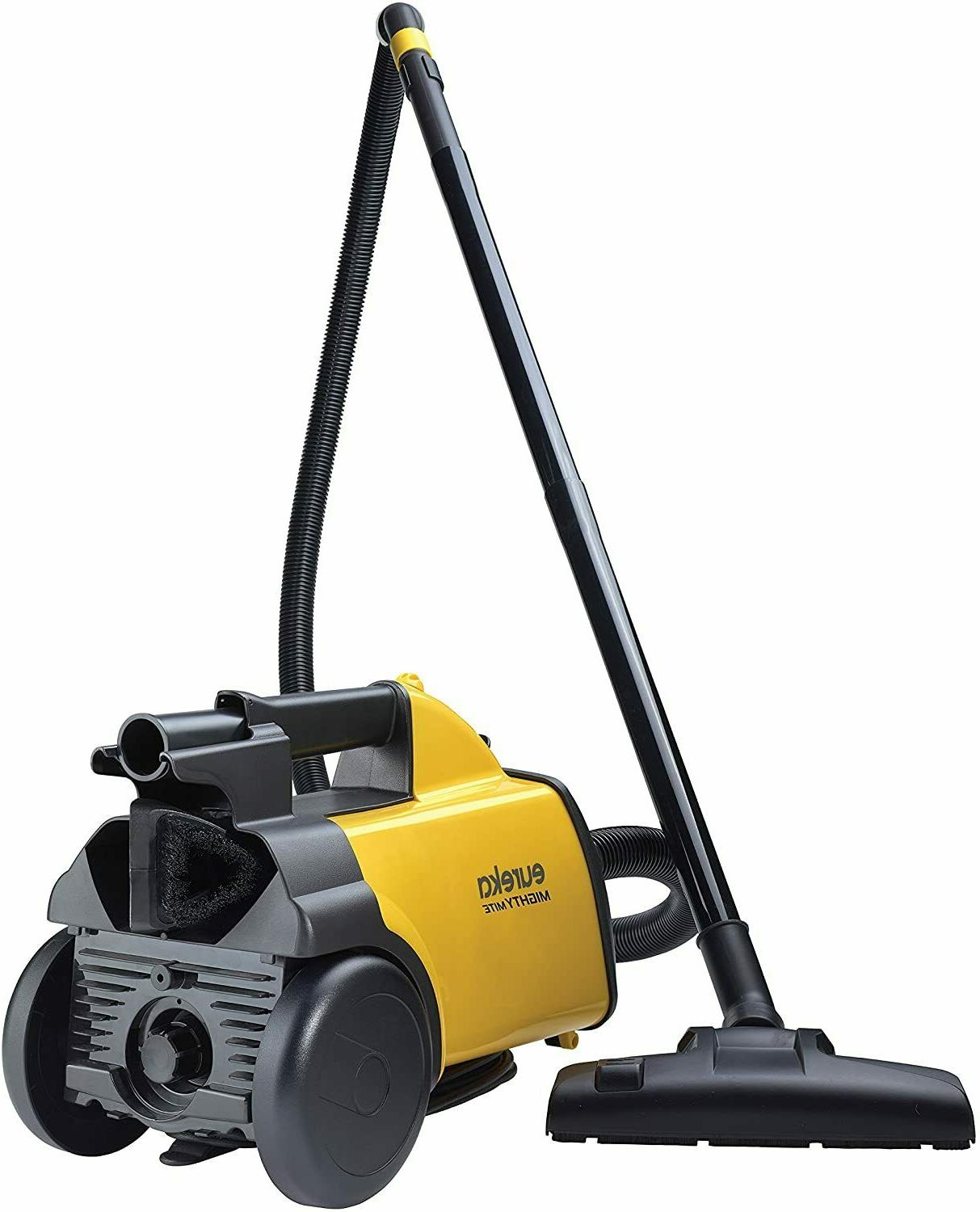 mighty mite 3670m corded canister vacuum cleaner