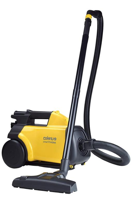 mighty mite 3670g corded canister vacuum cleaner