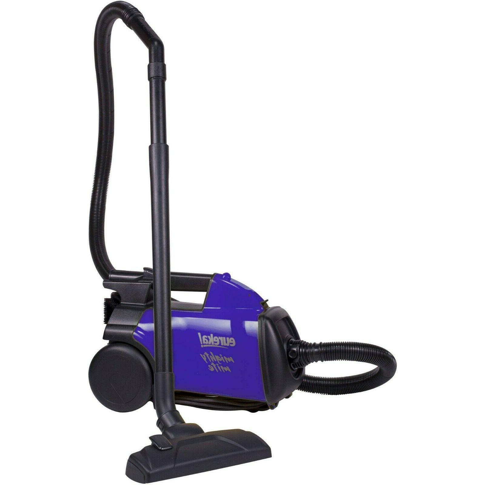 mighty mite bagged canister vacuum model 3670h