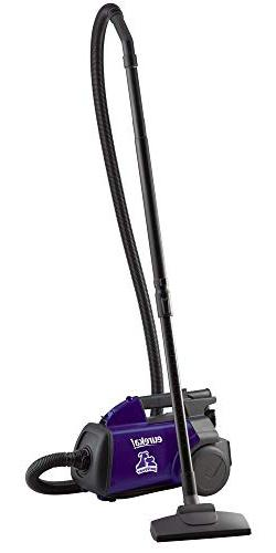 Eureka Mighty Mite Bagged Canister Vacuum Cleaner, Pet, Viol