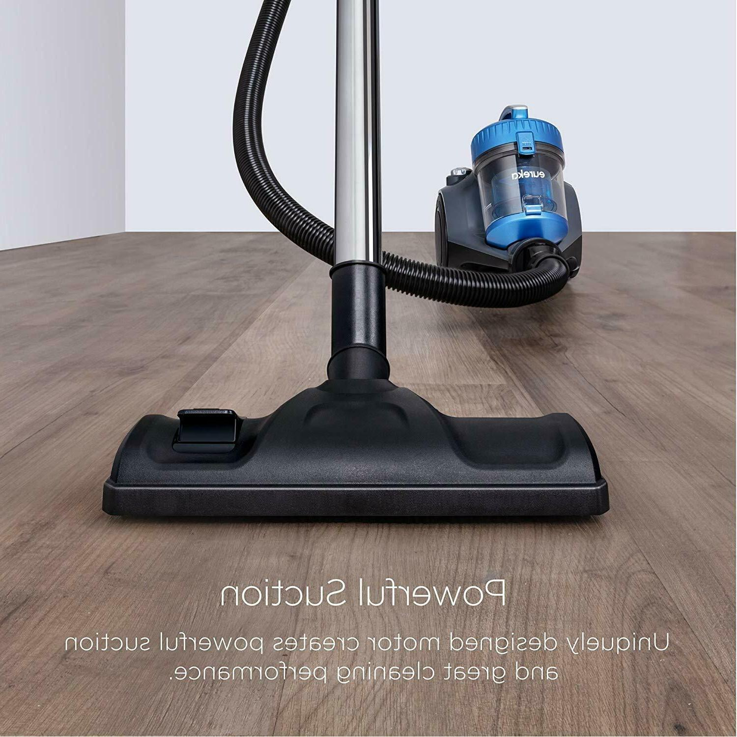 Eureka NEN110A Canister Corded Vac