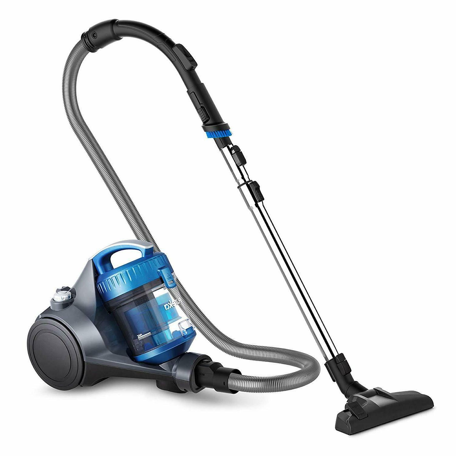 nen110a whirlwind bagless canister vacuum cleaner free