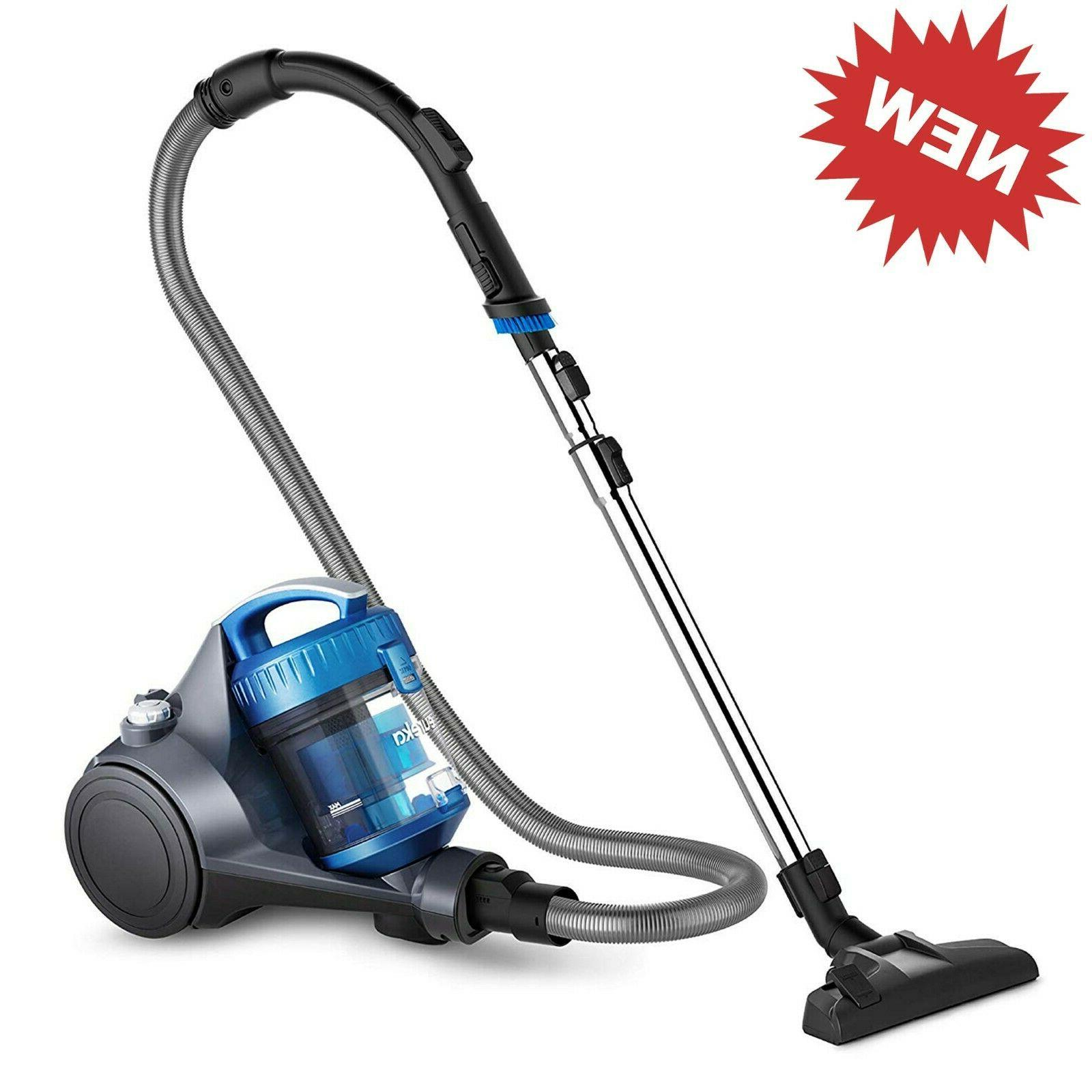 nen110a whirlwind bagless canister vacuum cleaner lightweigh