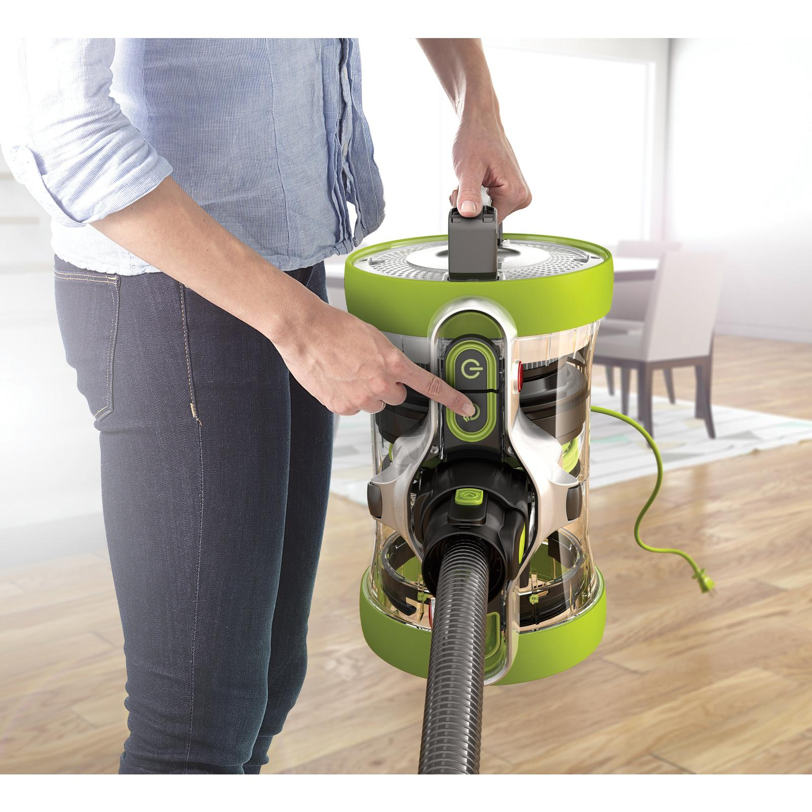 New Hoover Multi Bagless Canister Vacuum