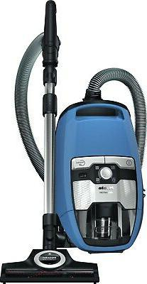 New Miele Blizzard CX1 Turbo Team Bagless Canister Vacuum Te