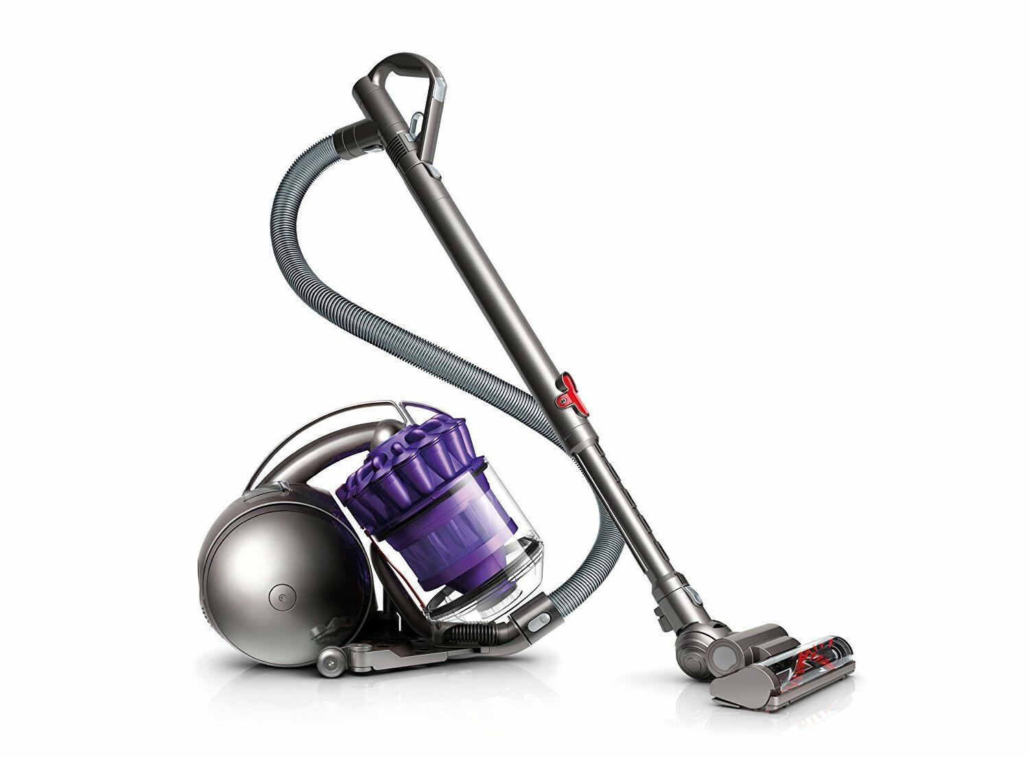 new dc39 animal bagless ball canister vacuum